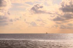 1 Avond op zee
