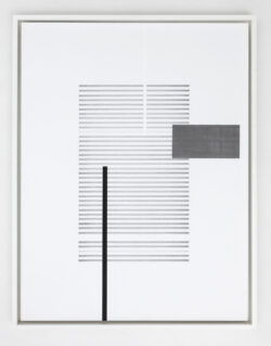 white stripes 11 (50x65)