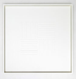 white stripes 12 (60x60)