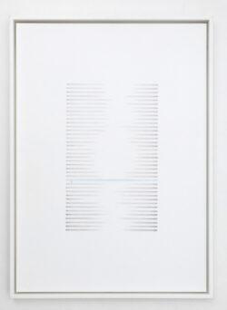white stripes 15 (50x70)