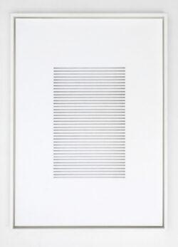 white stripes 16 (50x70)