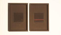 zwarte doosjes 2-luik